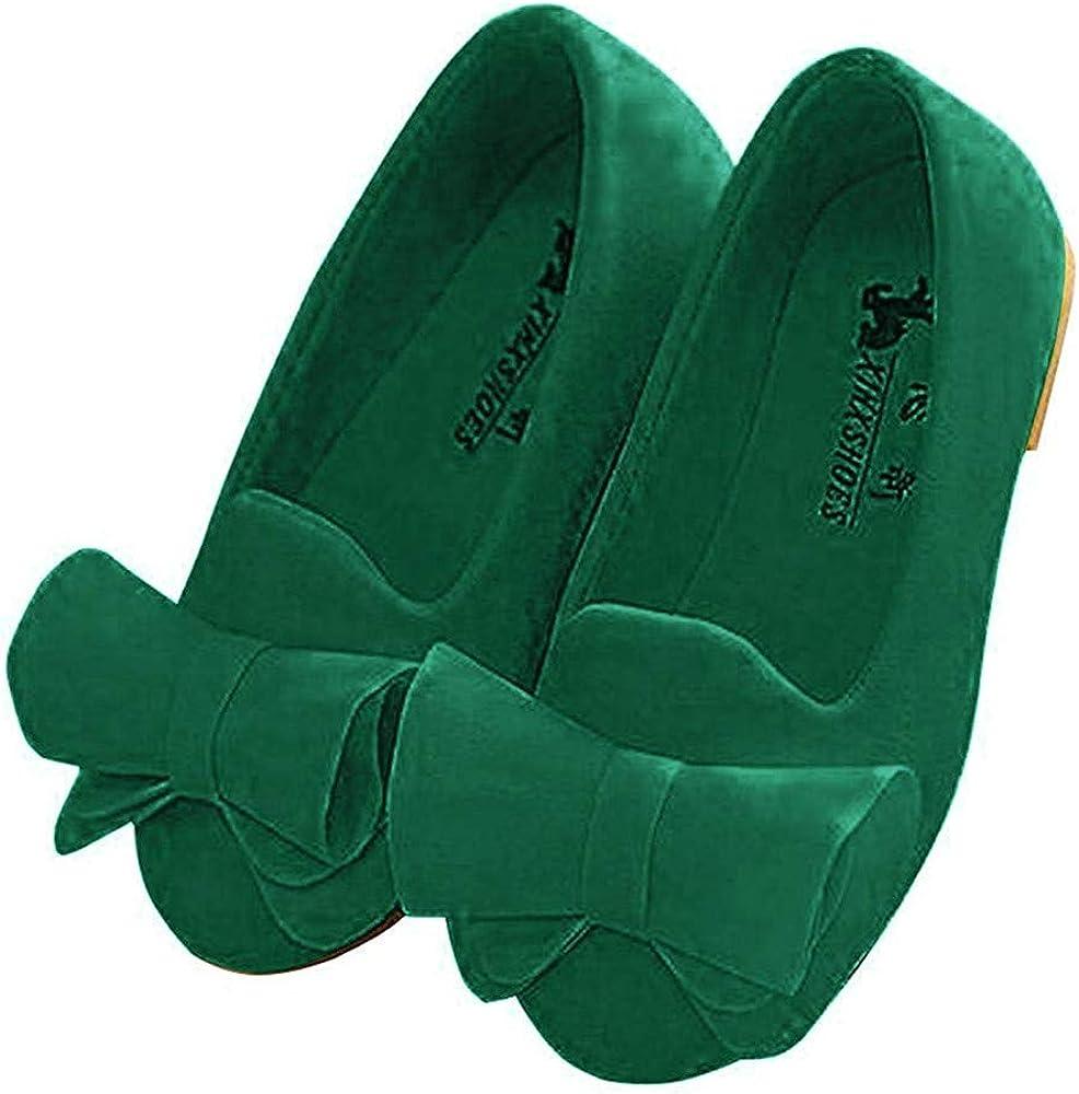 LanXi Girls Bowknot Flat Mary Princess B Casual Max Translated 48% OFF Shoes Jane