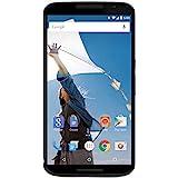 Motorola Nexus 6 Unlocked Cellphone, 32GB, Midnight Blue (U.S. Warranty) (Discontinued by Manufacturer)