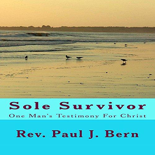 Sole Survivor audiobook cover art