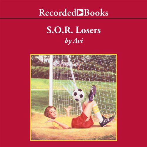 S.O.R. Losers audiobook cover art