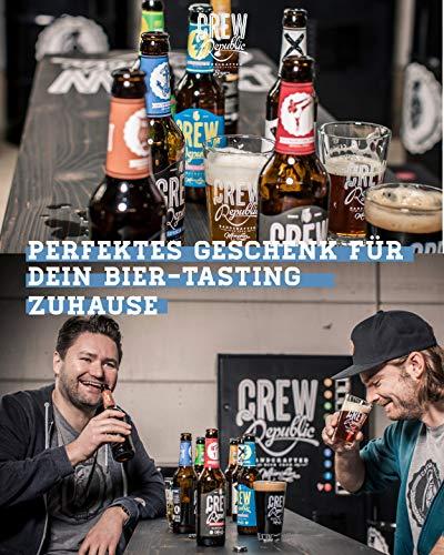 CREW Republic Craft Beer IPA Paket - 7