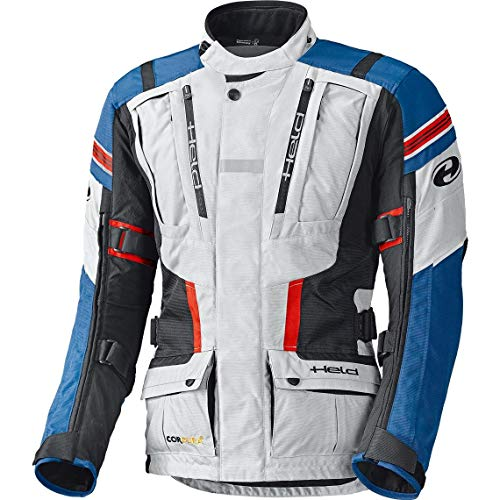 Held Textile Jacket Hakuna Ii Grey/Blue M