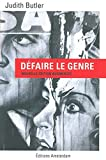 Défaire le genre - Nouvelle édition augmentée - Amsterdam - 14/03/2012
