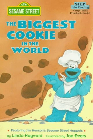 The Biggest Cookie in the World (Step into Reading)の詳細を見る