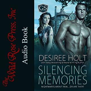 Silencing Memories audiobook cover art