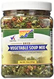 Mother Earth Products Dried Vegetable Soup Mix, 10oz (283g)...