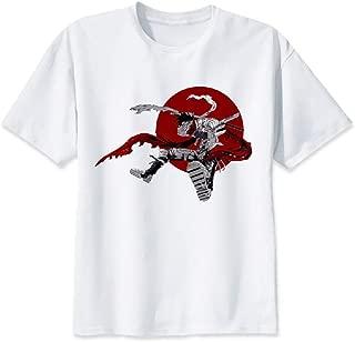 My Hero Academia T Shirt Hero Killer Stain – Boku No Hero Cosplay Plus Ultra