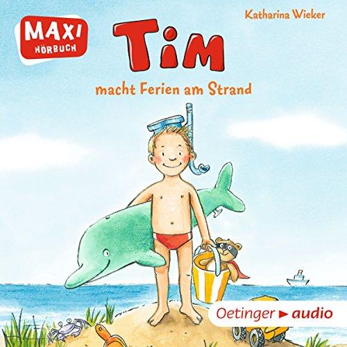 Tim macht Ferien am Strand audiobook cover art