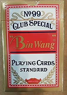 bin wang playing cards
