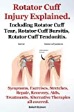 Rotator Cuff Injury Explained. Including Rotator Cuff Tear, Rotator Cuff...