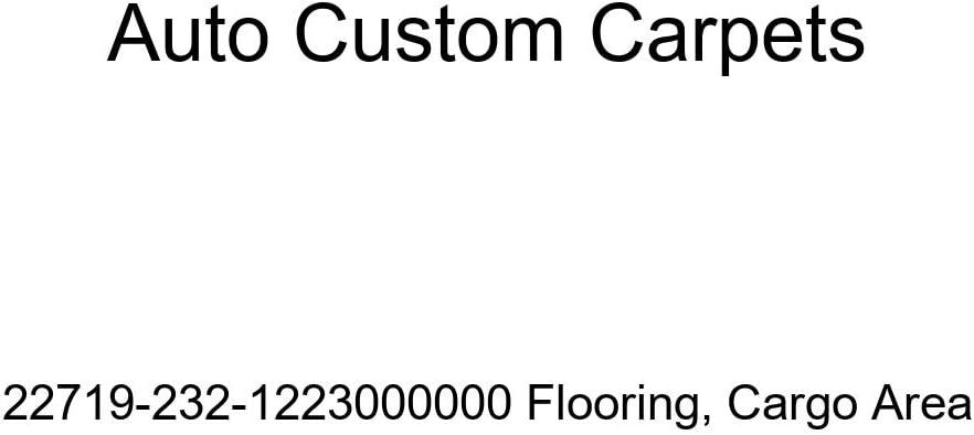 Auto Custom Carpets 22719-232-1223000000 Our shop most popular Area Flooring Cargo Rapid rise