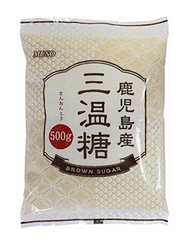 ムソー 鹿児島県産三温糖 500g