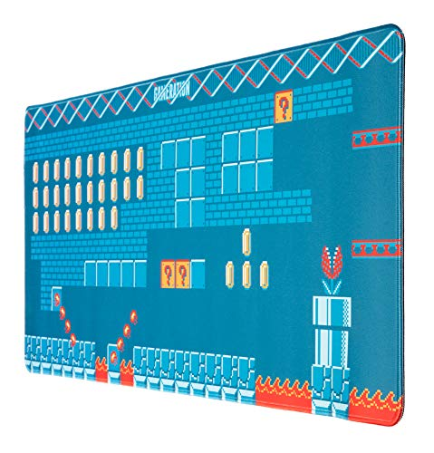 ERIK - Gameration XXL Mouse Mat - Desk Pad - 80 x 35cm