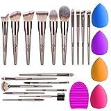 BESTOPE 18Pcs Makeup Brushes Set...