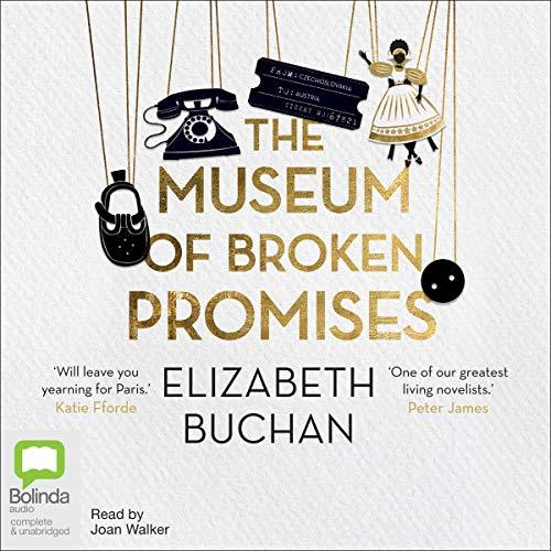 Couverture de The Museum of Broken Promises