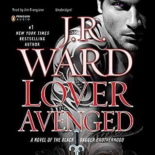 Couverture de Lover Avenged