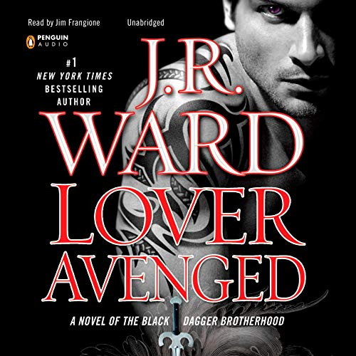 Lover Avenged audiobook cover art