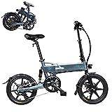 FIIDO Foldable Electrics Bike Variable Speed Rear-Shock Absorber Three Work Modes Lightweight Aluminum