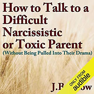Narcissistic Mother (Audiobook) by J  B  Snow | Audible com