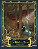 The King's Curse (Trail of the Apprentice, Band 2) - Paris Crenshaw