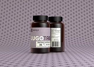 LugoTab 25 mg - 90 Tablets