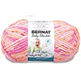 Bernat Baby Blanket Big Ball Peachy