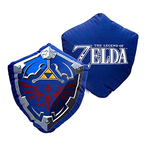 Almofada Escudo Link - The Legend of Zelda