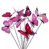 IMG-1 outus 24 pezzi farfalle da
