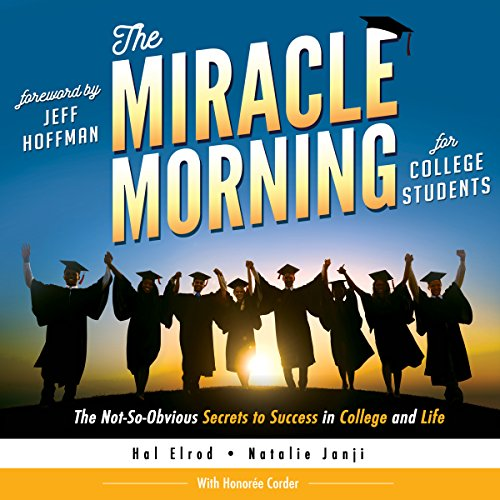 Page de couverture de The Miracle Morning for College Students