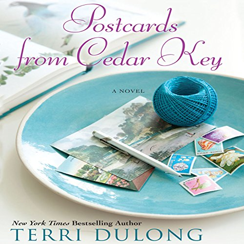 Postcards from Cedar Key audiobook cover art