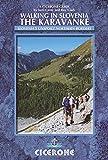 Cicerone Guide Walking in Slovenia - The Karavanke