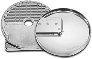 Waring Commercial WFP16S27 Slicing/Dicing Kit, Silver