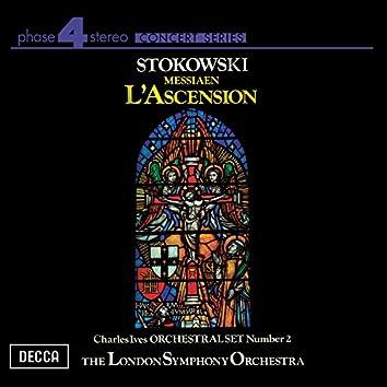 Ives: Orchestral Set No.2 / Messiaen: L'Ascension