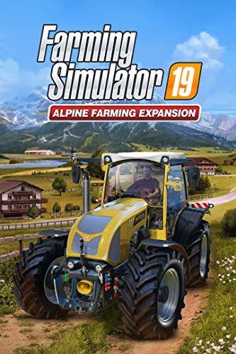 Farming Simulator 19 Alpine Expansion DLC | Téléchargement PC/Mac - Code Steam