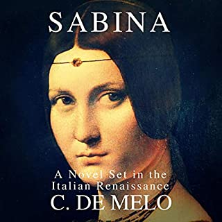 Sabina audiobook cover art