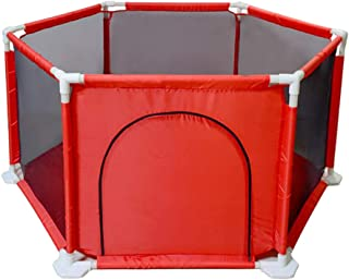 JXXDDQ Playpen, Portable Safety Playpens Fence, Kids Play Yard Tent Indoor