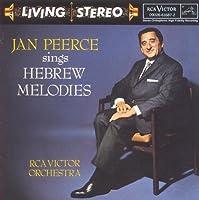 Jan Peerce Sings Hebrew Melodies by Jan Peerce