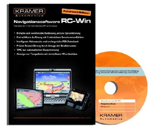 Navigationssoftware RC-Win Advan...