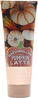 Bath & Body Works Marshmallow Pumpkin Latte Ultra Shea Body Cream, 8 Ounce