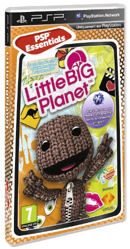 Third Party - Little big planet - collection essentiels [PSP] - 0711719153092...