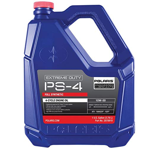 2878919 Polaris Extreme Duty 4 Cycle Full Synthetic Oil 1 Gallon