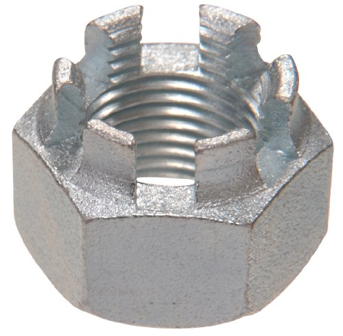 The Hillman Group The Hillman Group 798 Castle Nut 1/4-28 in. 20-Pack