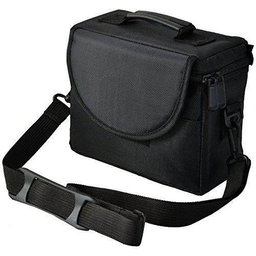 Schwarz Kamera Hülle Tasche Für Fuji FinePix S2980 S4200 S4300 S4400 S4500 S8200 S8300