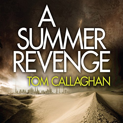 A Summer Revenge audiobook cover art