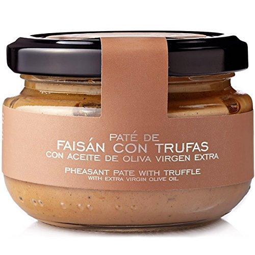 Paté de Faisán con Frutas - Pastete vom Fasan mit Trüffel und nativem Olivenöl Extra