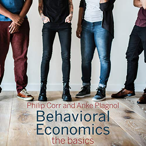 Behavioral Economics audiobook cover art