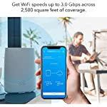 Netgear orbi ultra-performance whole home mesh wifi satellite extender - works with your orbi router to add 2,500 sq… 12 only works with an orbi whole home mesh wifi router. Get the fastest speeds by adding to your rbk50 eliminates wifi dead zones and buffering in hard to reach places, adding 2,500 sq. Feet of coverage to your existing orbi mesh wifi network — with speeds up to 3. 0 gbps single wifi network name lets you move around the house without losing connectivity