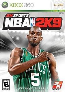 NBA 2K9 - Xbox 360 (Renewed)