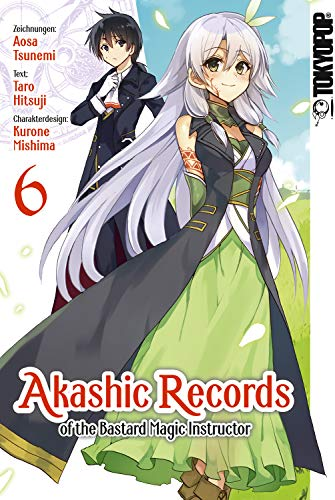 Akashic Records of the Bastard Magic Instructor - Band 06