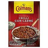 Chili con carne 50g Mix Receta de Colman (paquete de 12 x 50 g)